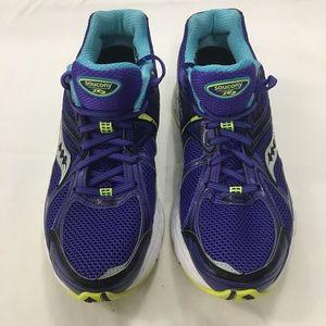 Saucony Womens Sz 11 Hurricane 16 Running Shoes